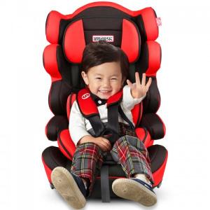 路途乐汽车儿童安全座椅9个月-12岁婴儿宝宝车载座椅3C认证