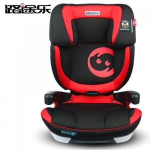 路途乐儿童汽车安全座椅 车载宝宝安全座椅 3-12周岁