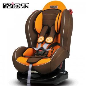 路途乐儿童安全座椅 汽车安全座椅9个月-6岁途途龟款3C认证