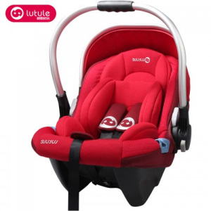 路途乐婴儿车载提篮 宝宝安全座椅提篮 新生婴儿提篮式座椅