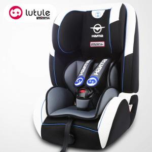 路途乐汽车儿童安全座椅9月-12岁路路熊E海马舒适款3C认证