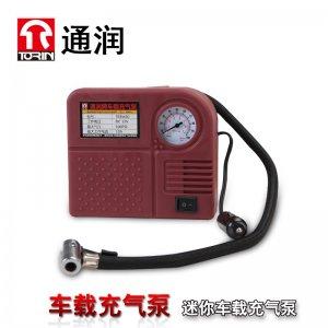 TORIN通润车载充气泵 车用轮胎打气 电动12V应急打气筒